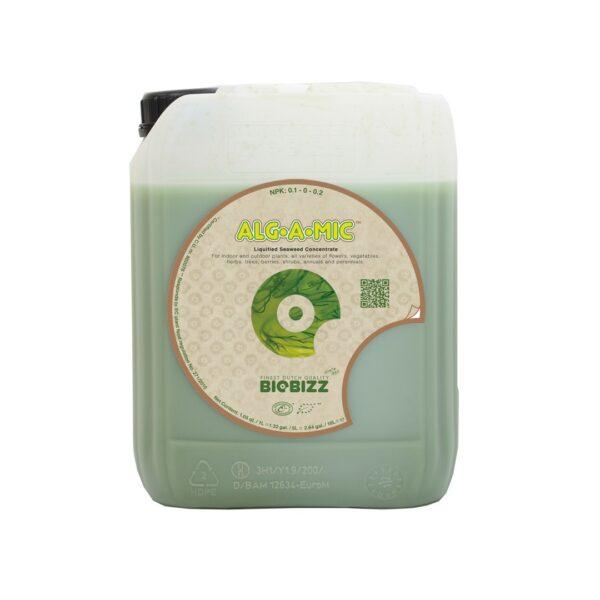 Bio-Bizz Alg-a-Mic 5 Liter Nutrient Bottle