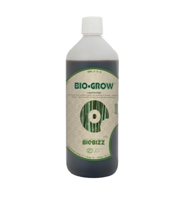 Bio-Bizz Bio-Grow 1 Liter Nutrient Bottle
