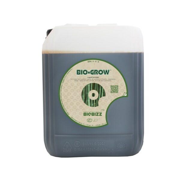 Bio-Bizz Bio-Grow 10 Liter Nutrient Bottle