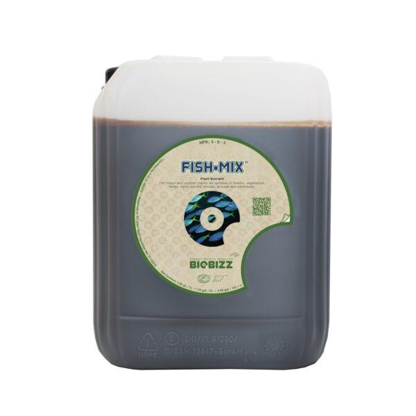 Bio-Bizz Fish-Mix 10 Liter Nutrient Bottle