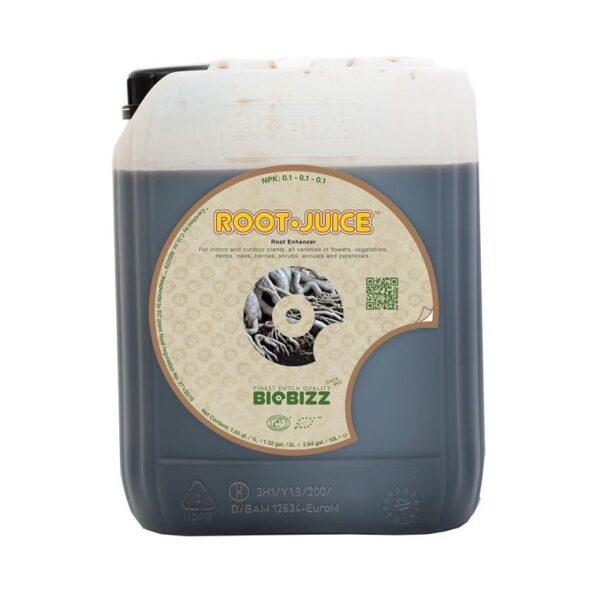 Bio-Bizz Root-Juice 5 Liter Nutrient Bottle