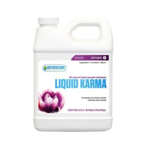 Botanicare Liquid Karma Quart (HGC732275) Nutrient Bottle