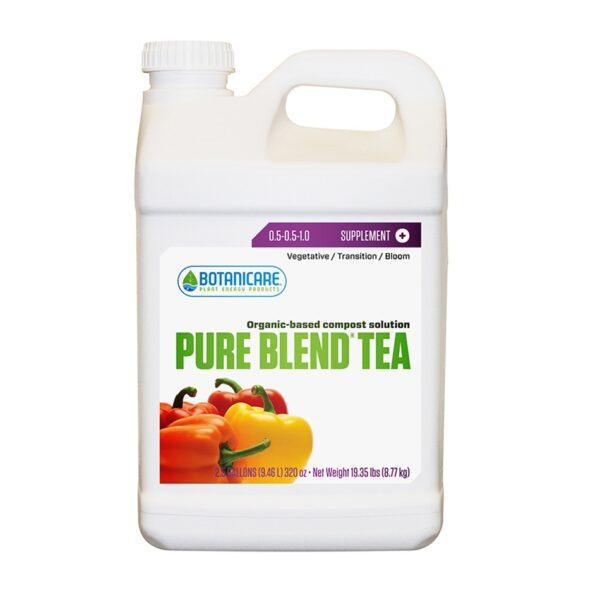 Botanicare Pure Blend Tea 2.5 Gallon (HGC732640) Nutrient Bottle
