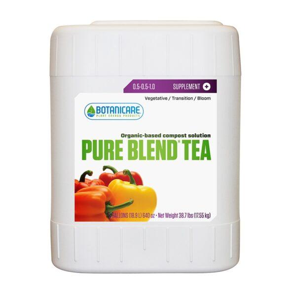 Botanicare Pure Blend Tea 5 Gallon (HGC732645) Nutrient Bottle