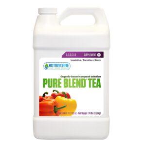Botanicare Pure Blend Tea Gallon (HGC732635) Nutrient Bottle