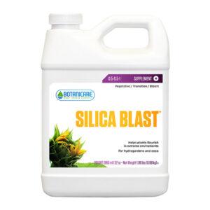 Botanicare Silica Blast Quart (HGC732485) Nutrient Bottle