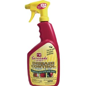 Serenade Garden RTU Ready To Use Disease Control Spray 32oz