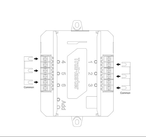 TrolMaster-Aqua-X-Control-Board-24V-OA6-24-Diagram