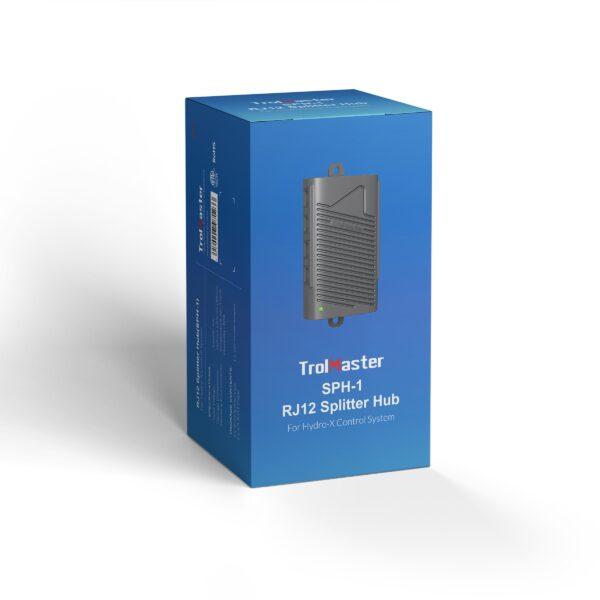 Embalaje del Concentrador Divisor TrolMaster Hydro-X RJ12 SPH-1