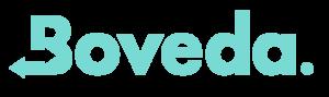 Boveda Logo Blue