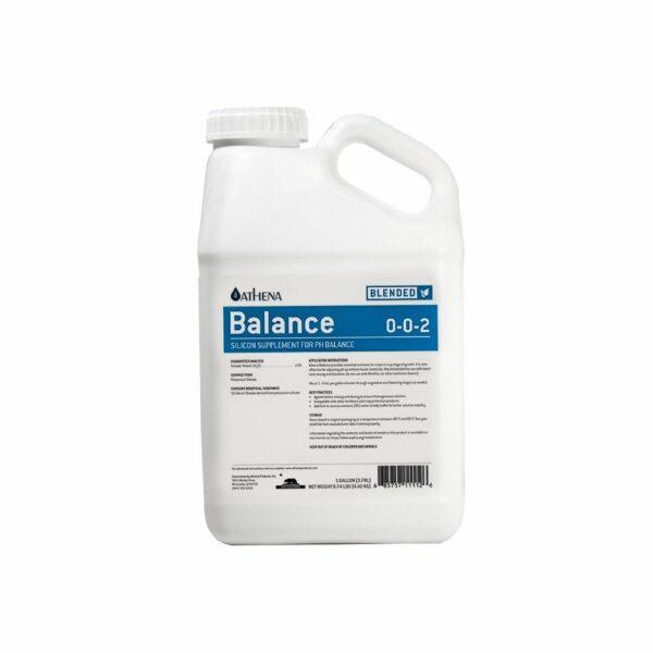 Athena Balance 1 Gallon Silicon Supplement Bottle