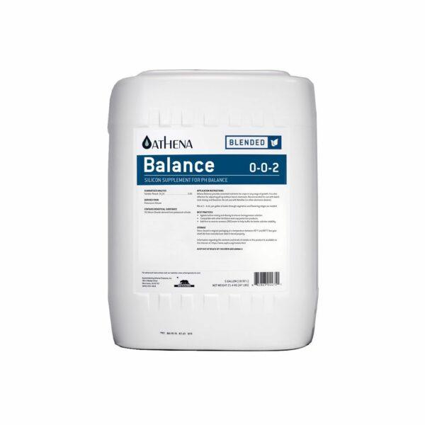 Athena Balance 5 Gallon Silicon Supplement Bottle
