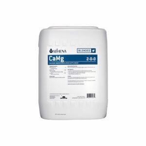 Athena CaMg 5 Galones Botella de Nutrientes