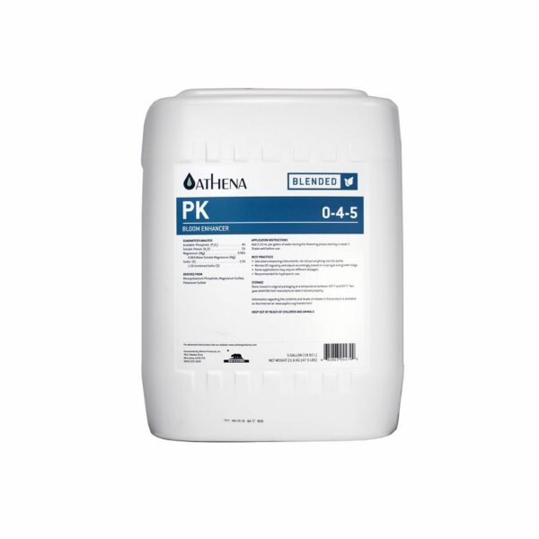 Athena PK 5 Gallon Nutrient Bottle