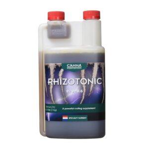 CANNA Rhizotonic 1 Liter Nutrient Bottle Additive
