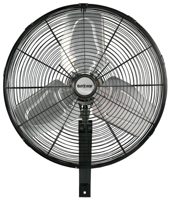 Hurricane Pro Commercial Grade Oscillating Wall Mount Fan 20 Inch