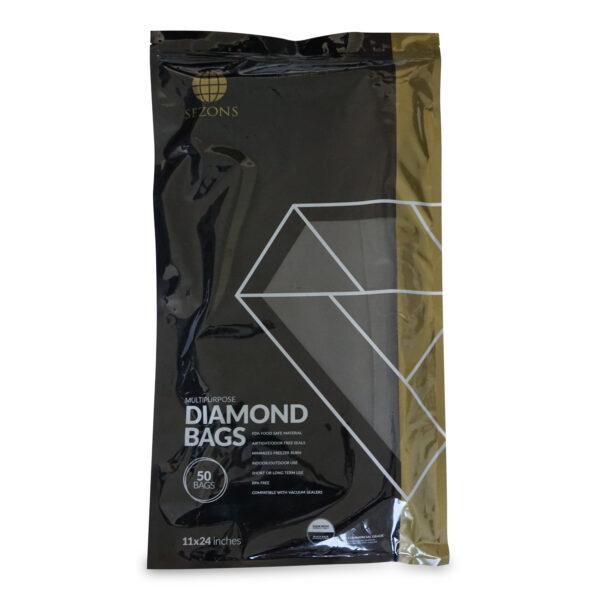 Sezons Vacuum Seal Bags 11x24 (50 Bags)